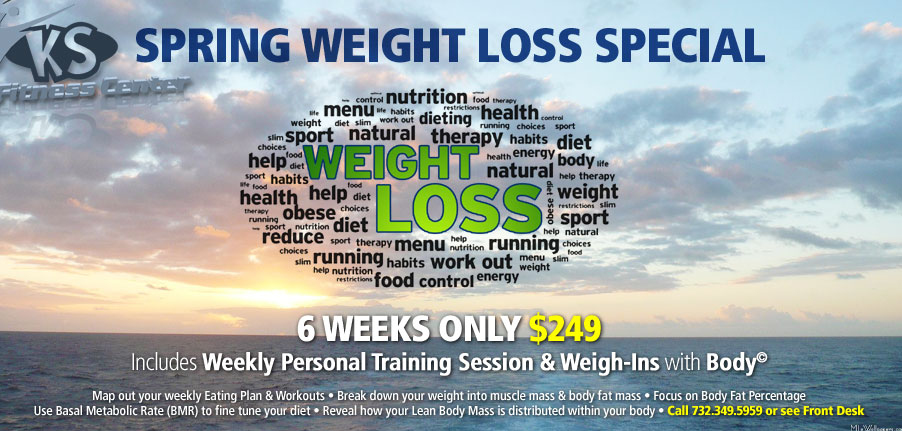 Spring Special: 6 Weeks for $249!